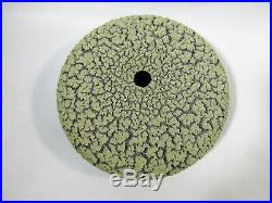 Organic Randy OBrien Ceramic Lichen Vessel Lime Volcanic Glaze Arizona Pottery