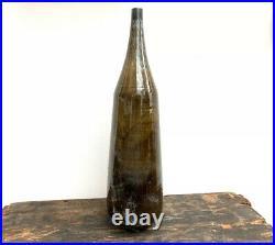 Otto & Gertrud Natzler Pottery Bottle Vase Beautiful Glaze MCM Mid-Century
