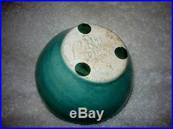 PISGAH FOREST Studio Pottery Vase Crystalline Cream Green Pink STEPHEN 1948 NC