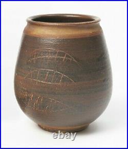 Peter Voulkos Ceramic Studio Pottery Vase