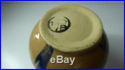 Ppp Preston Premier Remued Art Deco Pottery Vase Australian Studio Ceramic Art