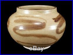 Rare Vintage Katherine Choy Studio Art Pottery Vase Student Of Prieto, Grotell