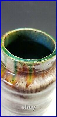 Rare pottery vase Handmade