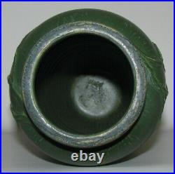 Retired Pacific Eucalyptus Vase by Ephraim Faience Pottery