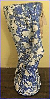 Retro Studio Pottery Anderegg Vase