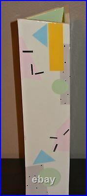 Rita Duvall Signed 1985 Post Modern 12 Vase