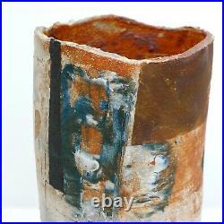 Robin Welch. Vase. Hand-thrown stoneware. Personal piece. 23cm. Perfect