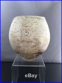 Sian Van Driel Studio Pottery Vase