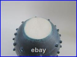 Signed Artisan Pottery Decorative Vessel/Vase 7.5