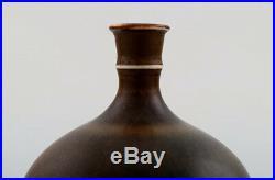 Stig Lindberg (1916-1982), Gustavsberg Studio hand, ceramic miniature vase