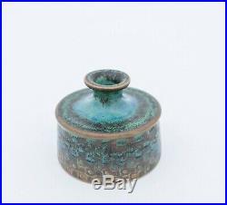 Stig Lindberg Ceramic Small Vase Gustavsberg Studio