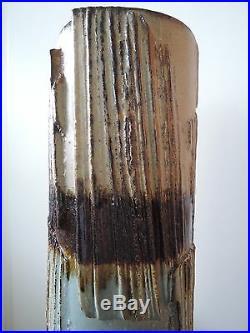 Studiokeramik, Künstlerkeramik, Art Pottery, Dieter Crumbiegel, 45 cm, Perfekt