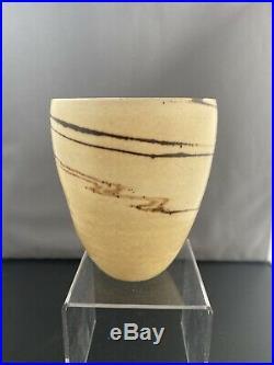 Stunning Joanna Constantinidis Studio Pottery Porcelain Vase
