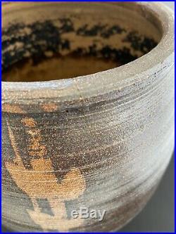 Stunning Large William Marshall Leach Pottery Vase