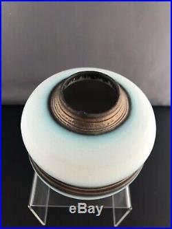 Stunning Peter Wills Studio Porcelain Vase