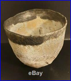 Superb Contemporary Rachel Wood British Studio Pottery Conical Vase