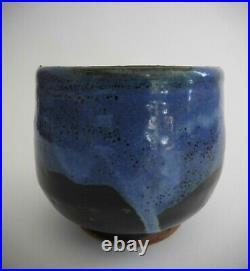 TREVOR CORSER (b. 1932-2015) St Ives pottery stoneware Yunomi