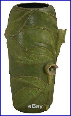 The Arts And Clay Company Jemerick Pottery Calla Lily Tall Vase