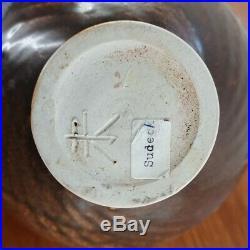 Till Sudeck Studiokeramik Keramik Vase German Studio Art Pottery 1960/70's