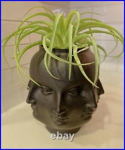 Tms 2005 Dora Maar Black Perpetual Eight 8 Face Vase Vitruvian Collection Rare