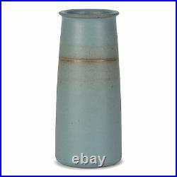 Tony Gant Studio Pottery Blue Glazed Vase 20th C