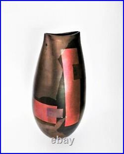 Tony Laverick (b. 1961) studio pottery vase