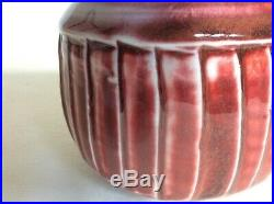Unique David Leach Porcelain Vase With Signed Letter Of Provenance