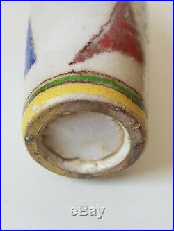 Vase Studiokeramik studio pottery Andrea d`Arienzo attr. Gambone Vietri Italy