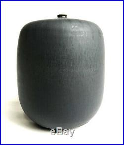 Very early and large Rose & Ernie Cabat Feelie vase, early 1960's