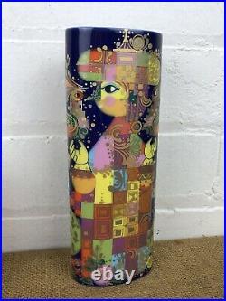 Vintage Bjorn Wiinblad Rosenthal Studio Linie Arabian Nights Vase 2770-22