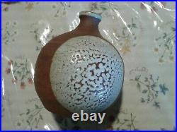 Vintage Deichmann Canada signed art pottery vase
