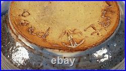 Vintage Pond Farm California Studio Pottery Bowl Vase Wildenhain Lustrous Glaze
