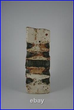 Vintage Studio Pottery, Alan Wallwork Totem Vase