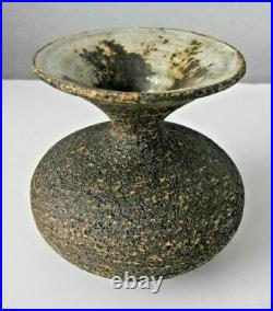 Waistel Cooper Textured Stoneware Vase 1921 2003 Lucie Rie Hans Coper Style