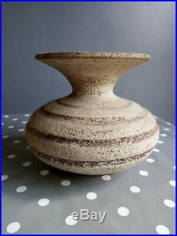 Waistel Cooper studio pottery stoneware vase