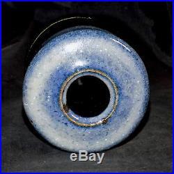 Warren MacKenzie Studio Pottery Vase Bernard Leach Shoji Hamada Rare OLD Glaze