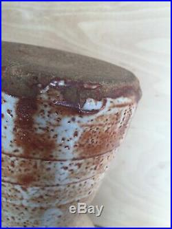 Warren Mackenzie Large Shino Vase STAMPED
