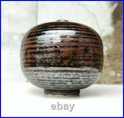 Wilhelm Albouts Studiokeramik 60er Jahre Keramik Vase German Studio Pottery