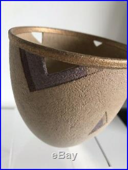 Wonderful Jonathan Middlemiss Studio Pottery Vase