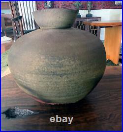Wood-fired Ceramic Jar Paul Chaleff